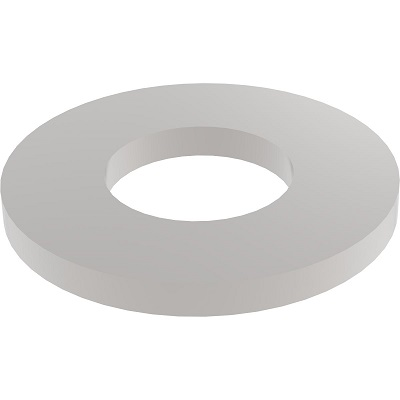 M1.6 A2 ST/ST FORM A FLAT WASHERS DIN125A / ISO7089