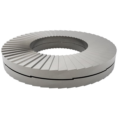 M4 A4 ST/ST NORDLOCK WASHERS (NL4 S/S)