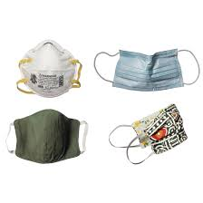 BOXES KN95 CE APPROVED DUST MASK FFP2 (20 MASKS PER BOX)