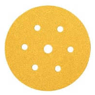 Mirka Gold DA Sanding discs Velcro Backed