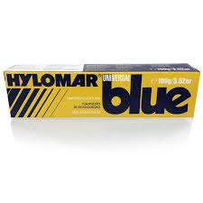 100G HYLOMAR BLUE GASKET & JOINTING COMPOUND